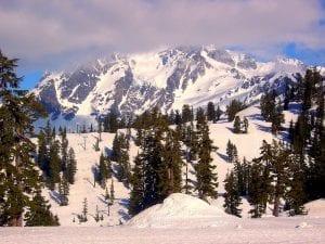 Estaciones de Esquí, snow, ski, esquiar, fiesta en américa - La Hoya vistas