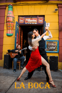 2x4, Bario de Tango, Cachafaz, Gardel, Goyeneche, La Boca, Palermo, Palermo Soho, Palermo Viejo, Pichuco, Portuario, Puerto Madero, Quinquela martín, Recoleta, San telmo, Tango