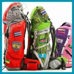 escalada, Mei Tai, Mochila, Nomad backpack, Portabebes, Senderismo, Viajeros, viajes