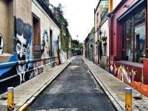 Palermo, Barrio de tango, Buenos Aires