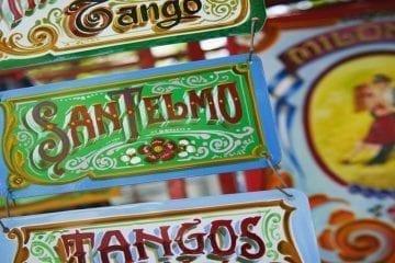 Barrio de Tango, san telmo, palermo, cancion barrio de tango, la boca, puerto madero, recoleta, barrio de tango letra,