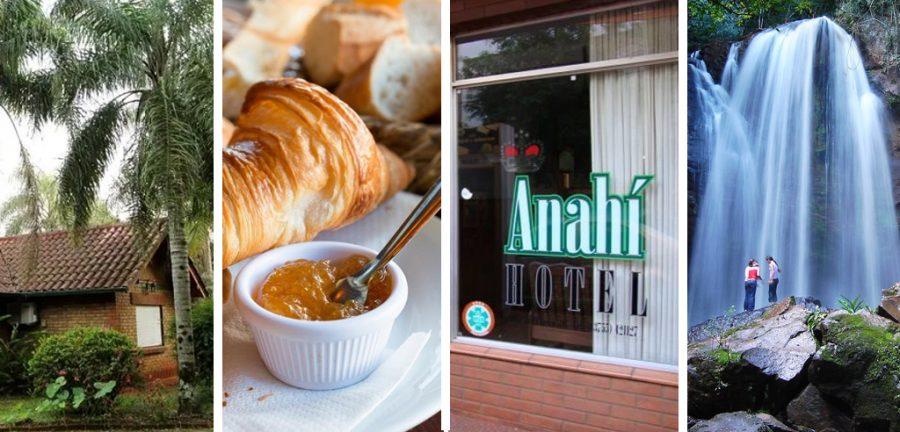Hotel Anahi Oberá Misiones
