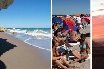 playa de pinamar argentina, mdq, playas de aguas cristalinas en argentina, las playas mas limpias de argentina