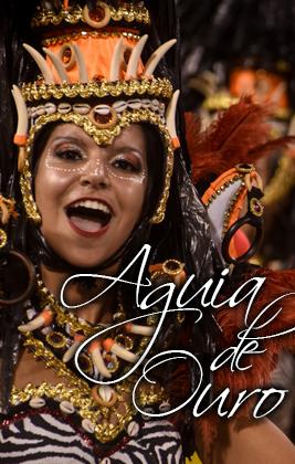 🥇 ÁGUIA DE OURO | Escola Campeona del Carnaval de Sao Paulo 2020