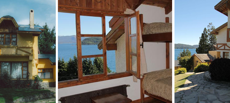 Bariloche Cabañas Nahuel Mapu, Bariloche Hosteria, alojamiento en bariloche, hotel en bariloche, hotel barato en bariloche