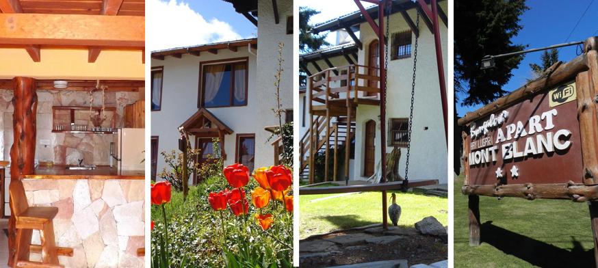 Bariloche Mont Blanc Bungalows, Bariloche Hosteria, alojamiento en bariloche, hotel en bariloche, hotel barato en bariloche