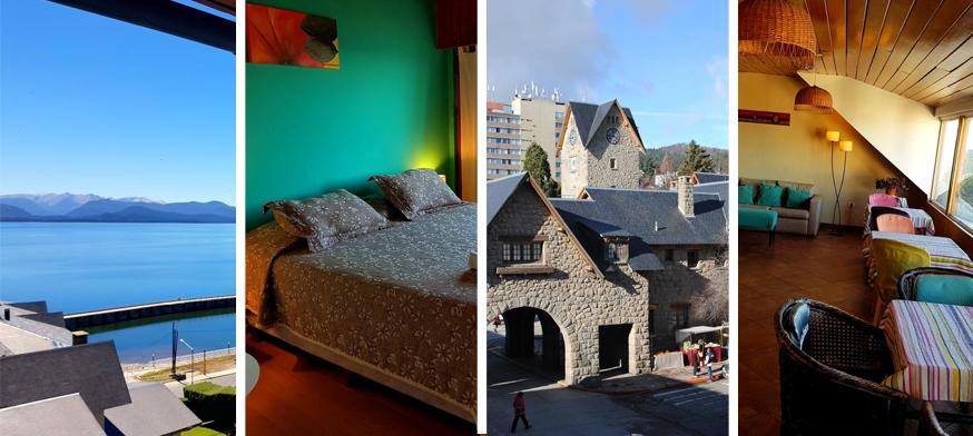 Hotel Flamingo Bariloche, alojamiento en bariloche, hotel en bariloche, hotel barato en bariloche