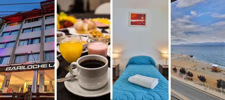 Hotel Lake Bariloche, alojamiento en bariloche, hotel en bariloche, hotel barato en bariloche
