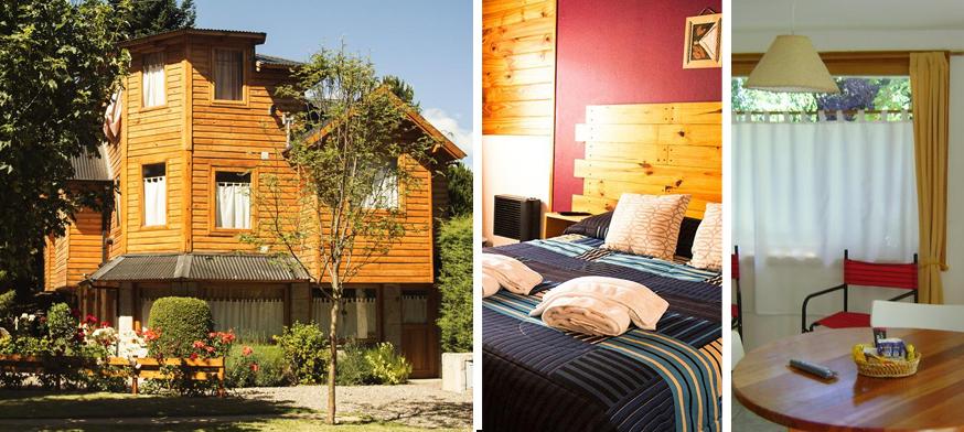 San Martín de los Andes las vistas, hostel, San Martín de los Andes Hosteria, alojamiento en San Martín de los Andes, hotel en San Martín de los Andes, hotel barato en San Martín de los Andes