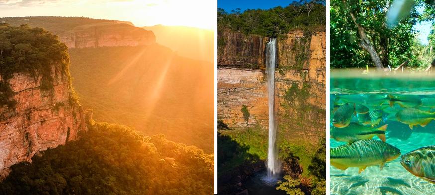 Chapada dos Guimarães, brasil, vacaciones baratas, mejor lugar de brasil