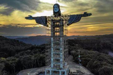 Cristo protector Rio grande do sul 2
