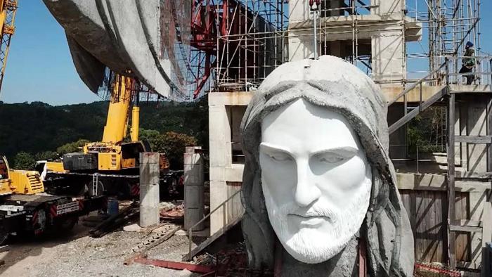 Cristo protector Rio grande do sul