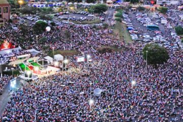 Festa do Divino Padre Eterno, fiestas en Goiás brasil