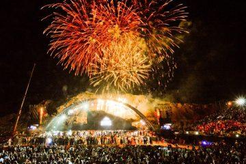 fiesta nacional del sol, fiestas en san juan