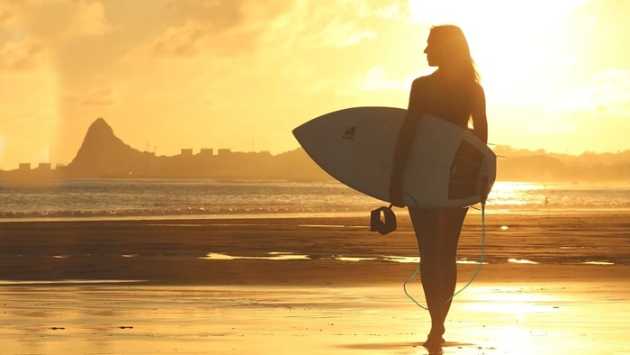 mejores playas para surfear en brasil, surf brasil