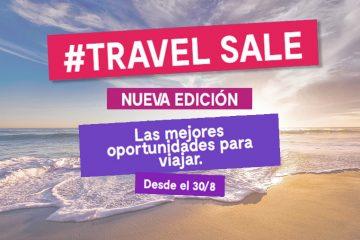 Travel sale, previaje
