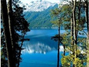 Lago Espejo, foto, villa la angostura, arrayán, lago, puerto manzano, patagonia, defiestaenamerica.com