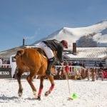 Estaciones de Esquí, snow, ski, esquiar, fiesta en américa, Polo en el Cerro Bayo