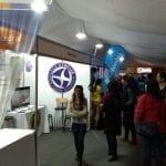 Stands, Fiesta de la Nieve, bariloche, patagonia, defiestaenamerica.com