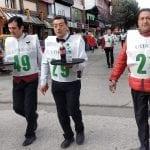 Carrera de Mozos, Fiesta de la Nieve, bariloche, patagonia, defiestaenamerica.com