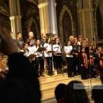 Coros en La Catedral, Fiesta de la Nieve, bariloche, patagonia, defiestaenamerica.com