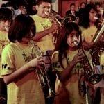 Banda Escuela La Llave, Fiesta de la Nieve, bariloche, patagonia, defiestaenamerica.com