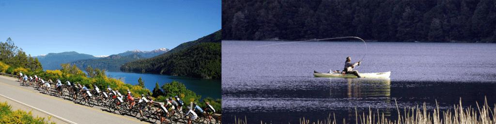 lagos Villarino y Falkner, foto, villa la angostura, arrayán, lago, puerto manzano, patagonia, defiestaenamerica.com