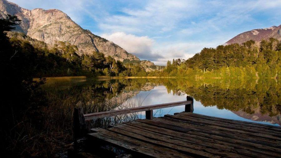 lago escondido, foto, villa la angostura, arrayán, lago, puerto manzano, patagonia, defiestaenamerica.com