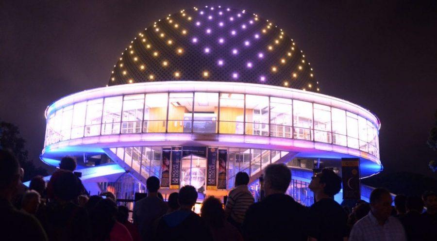 Planisferio en el Día de los Museos defiestaenamerica.com
