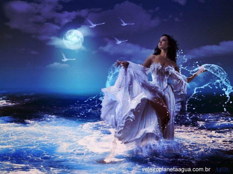 Yemayá, yemanya, obatala, amarres de amor, magia blanca, chango, diosa del mar, de fiesta en america