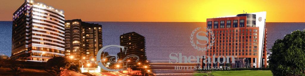 Que lindo es estar en Mar del Plata, Hotel Costa Galana - Sheraton Mar del Plata - defiestaenamerica.com