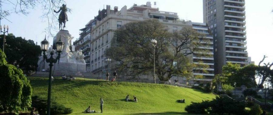 Palermo, Imágenes Barrio de tango, Buenos Aires
