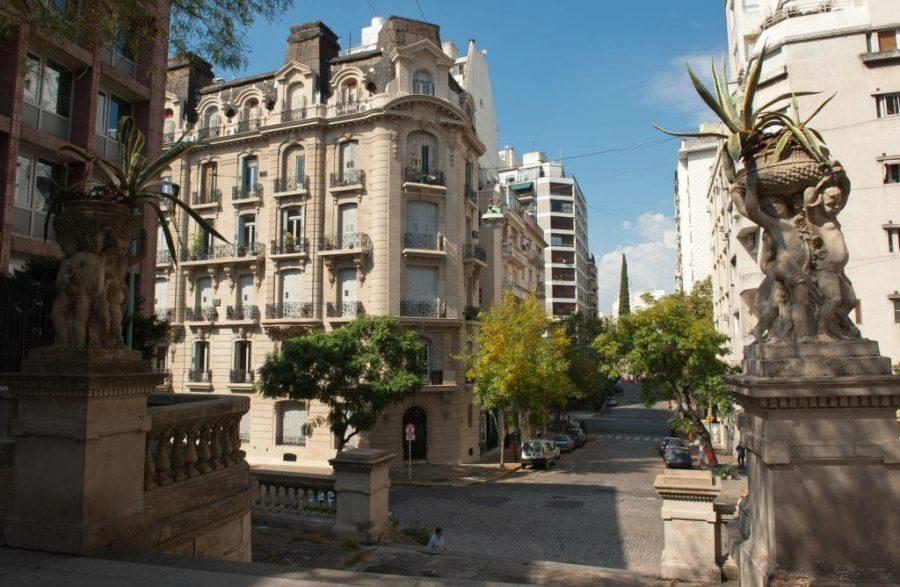 Recoleta, Imágenes Barrio de tango, Buenos Aires