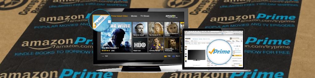 Amazon Music, Amazon Kindle, Amazon Prime, defiestaenamerica.com, Amazon Prime y Amazon Music
