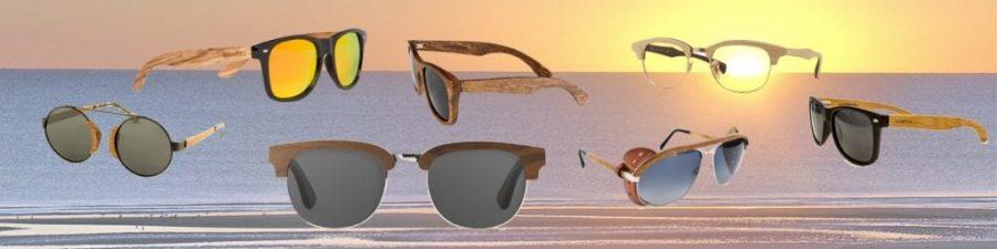 Wooden Glasses - Furor en gafas de sol