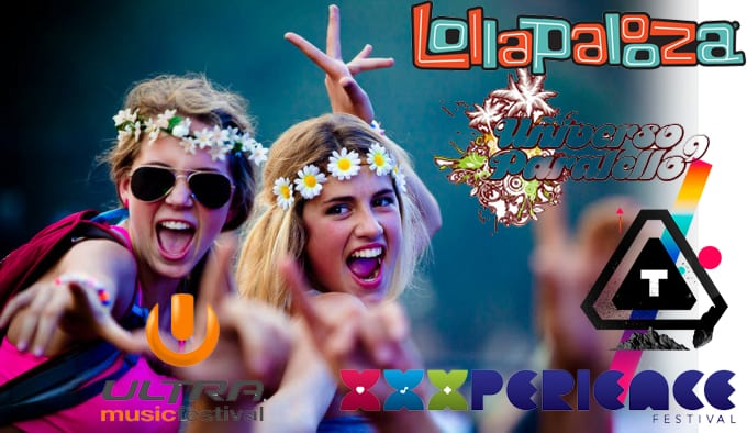 Fiestas importantes de Brasil - 6 Mega eventos