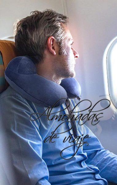 ▷ Almohada de viaje para el cuello ⭐ El fin de un viaje incómodo
