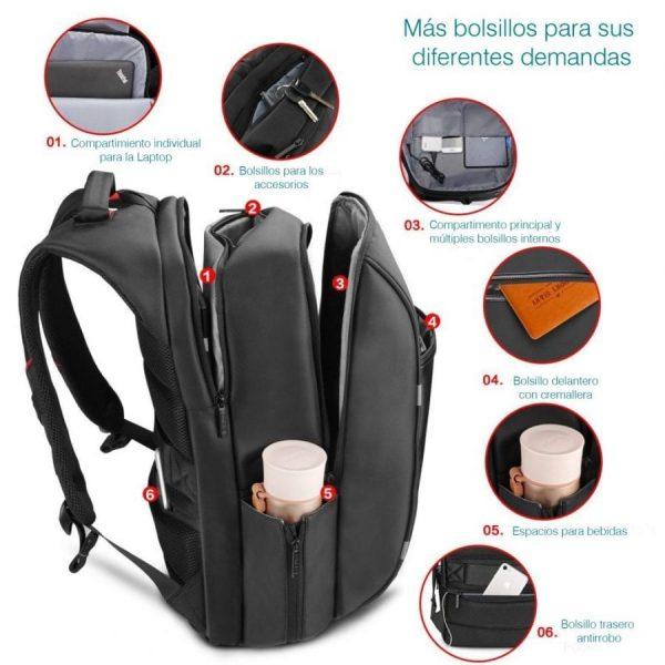 af7e43772 ▷ Nomad Backpack ⭐ Lo Nuevo en Mochilas - Lo bueno está aquí