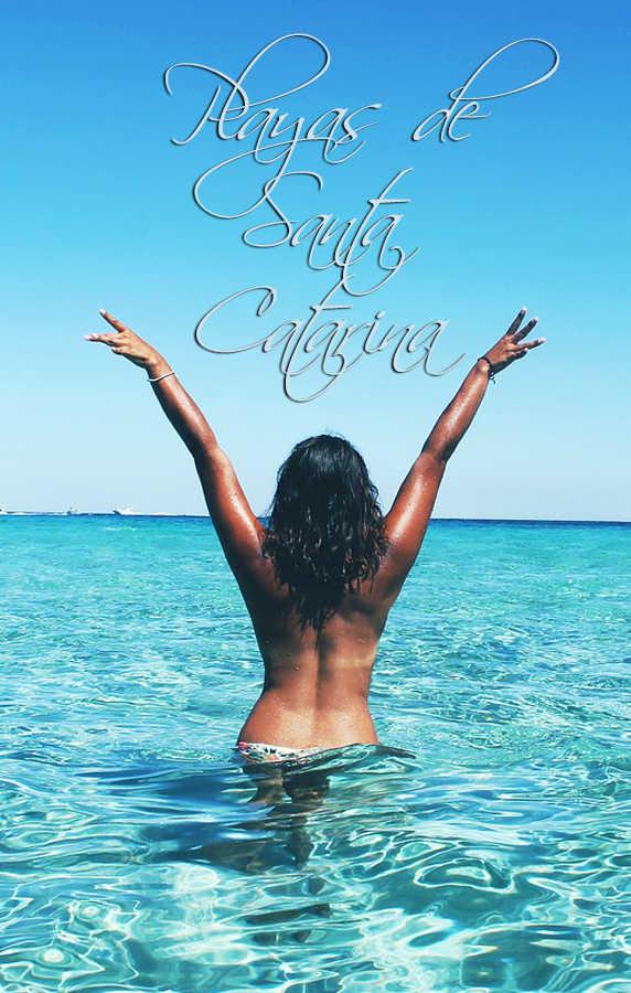▷ SANTA CATARINA Playas para enamorarse ⭐ Praias para Disfrutar