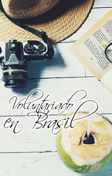▷ VOLUNTARIADO en BRASIL | 5 Lugares 2020 para Colaborar