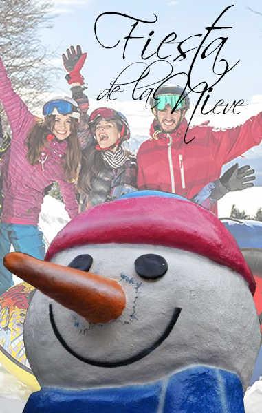 ▷ Fiesta Nacional de la Nieve ⭐ Vive Bariloche - Si no es ahora, cuando?
