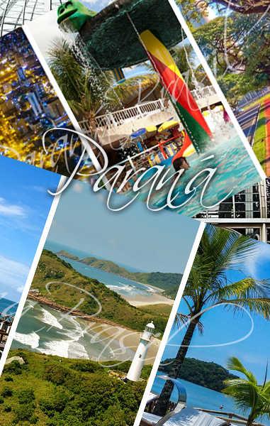 ▷ Que Hacer en el ESTADO DE PARANÁ BRASIL Turismo 2020 ✈️