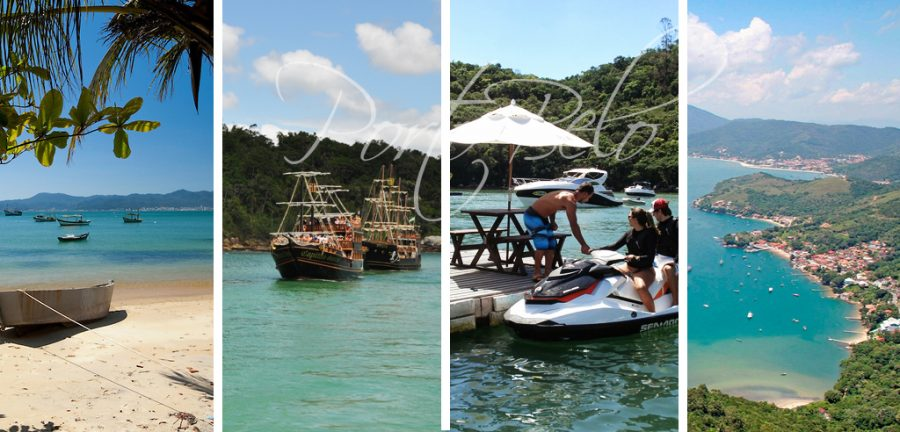 santa catarina porto, barco pirata, portobello praia, clima en porto belo, posadas en portobelo